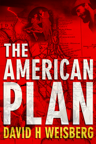 David H Weisberg - The American Plan Book Cover